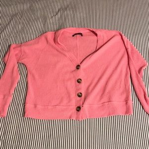Abercrombie Cropped Cardigan